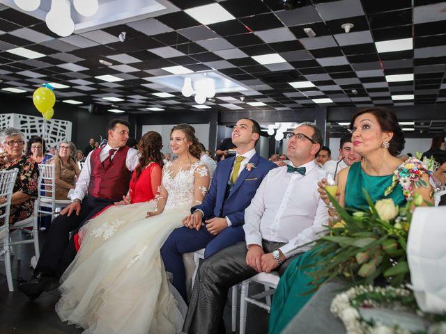 La boda de Ricardo y Brenda en Lebor, Murcia 66