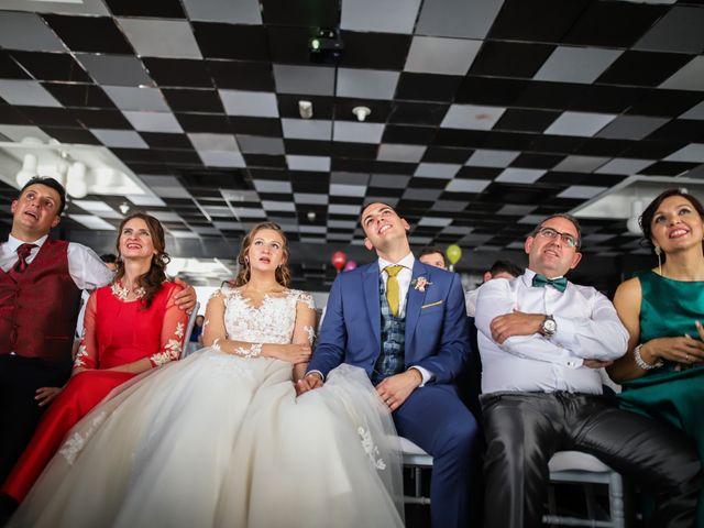 La boda de Ricardo y Brenda en Lebor, Murcia 67
