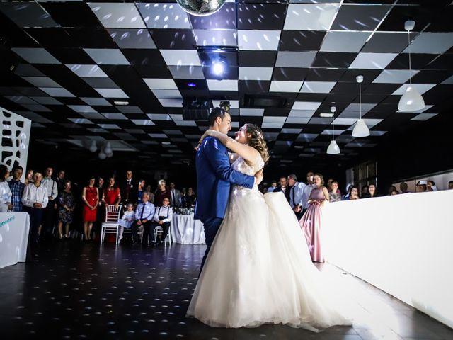 La boda de Ricardo y Brenda en Lebor, Murcia 72