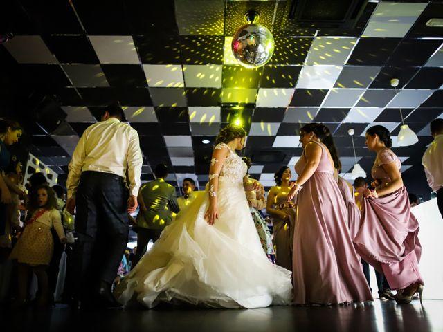 La boda de Ricardo y Brenda en Lebor, Murcia 74