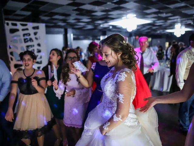 La boda de Ricardo y Brenda en Lebor, Murcia 75