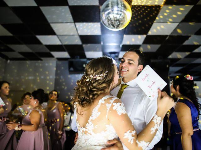 La boda de Ricardo y Brenda en Lebor, Murcia 77