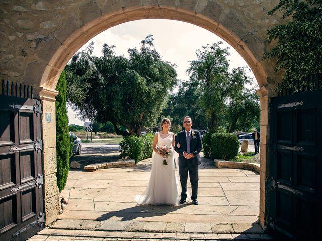 La boda de Edu y Mar en Alacant/alicante, Alicante 1