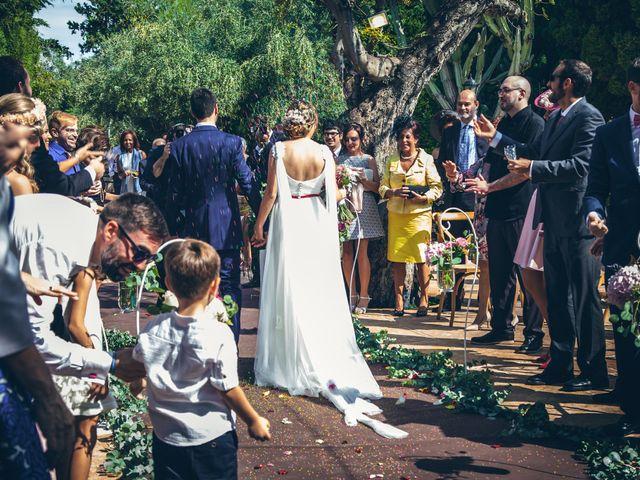 La boda de Edu y Mar en Alacant/alicante, Alicante 2
