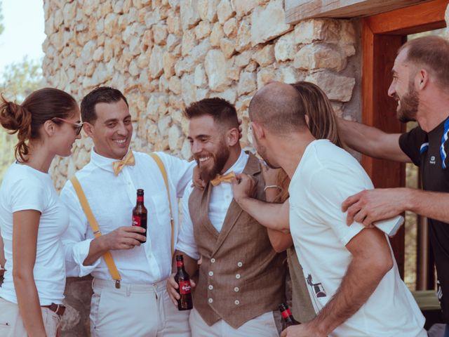 La boda de Javier y Jessica en Olivella, Barcelona 10