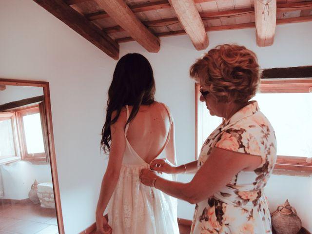 La boda de Javier y Jessica en Olivella, Barcelona 18