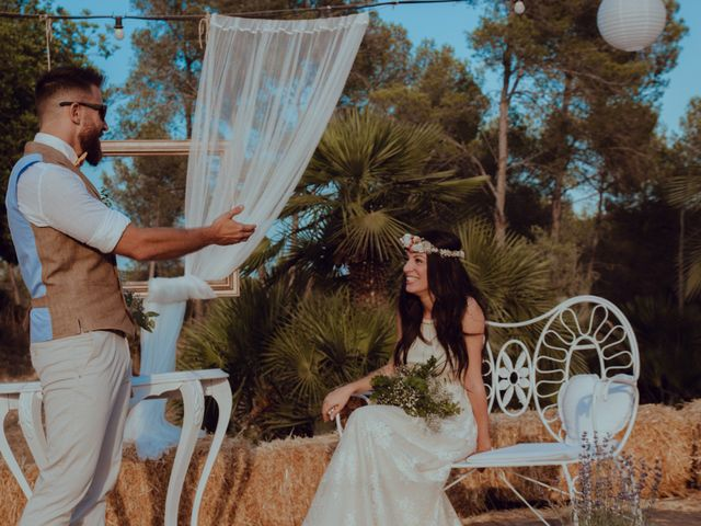 La boda de Javier y Jessica en Olivella, Barcelona 25