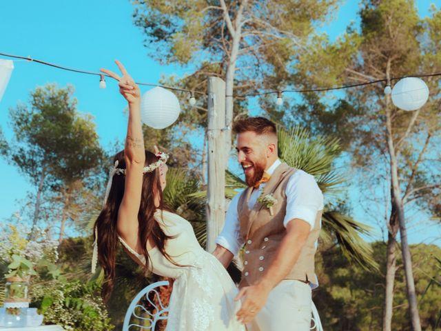 La boda de Javier y Jessica en Olivella, Barcelona 28
