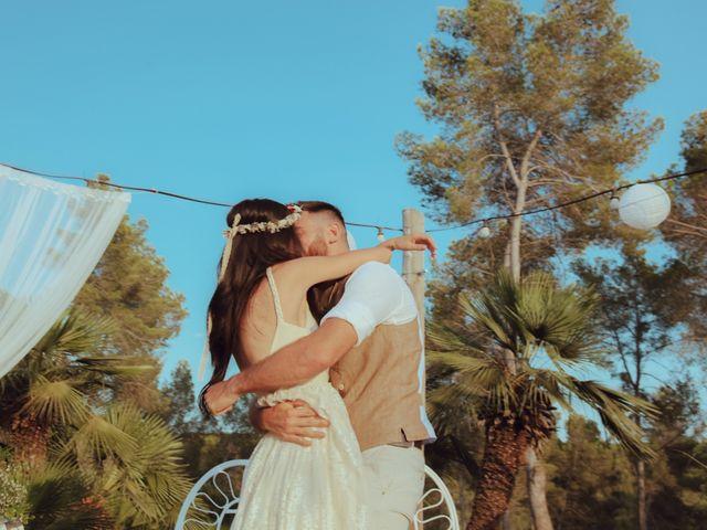 La boda de Javier y Jessica en Olivella, Barcelona 29