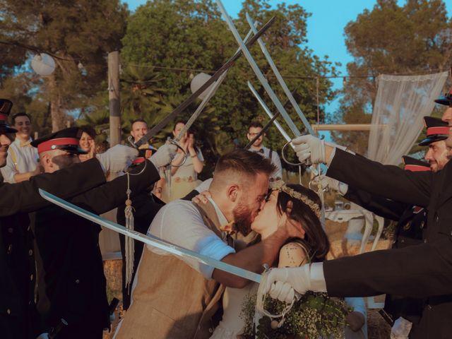 La boda de Javier y Jessica en Olivella, Barcelona 31
