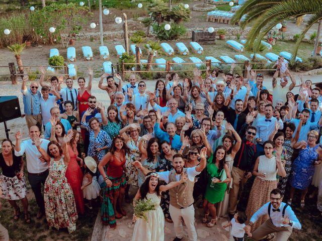 La boda de Javier y Jessica en Olivella, Barcelona 36
