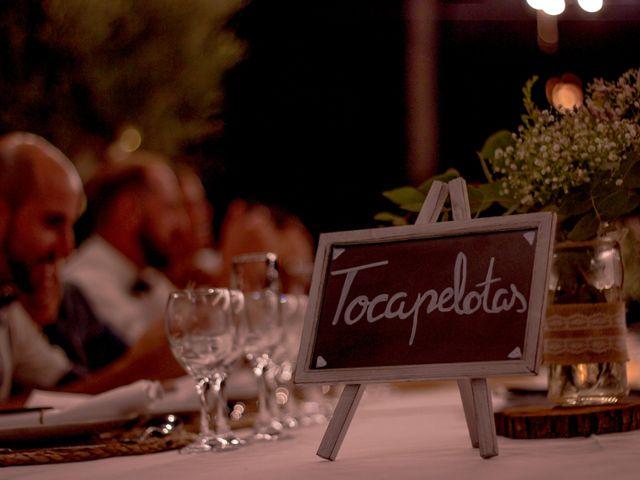 La boda de Javier y Jessica en Olivella, Barcelona 38