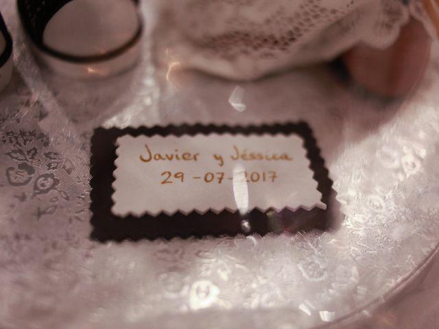 La boda de Javier y Jessica en Olivella, Barcelona 40