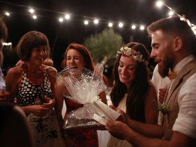 La boda de Javier y Jessica en Olivella, Barcelona 41