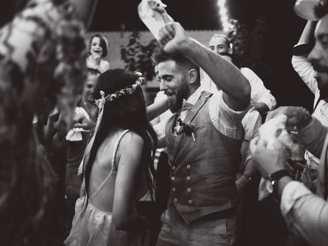 La boda de Javier y Jessica en Olivella, Barcelona 42