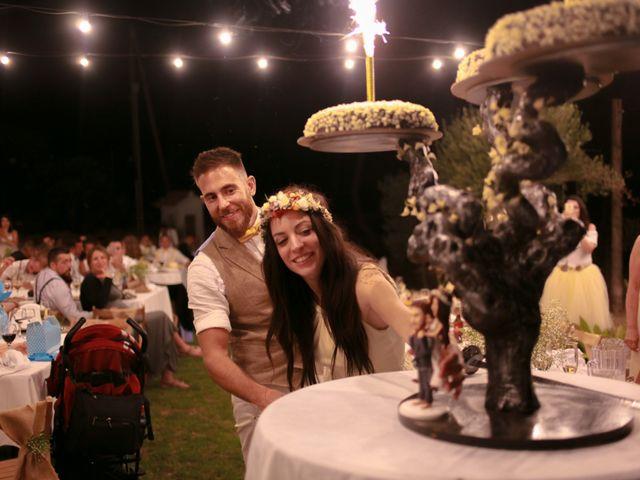 La boda de Javier y Jessica en Olivella, Barcelona 44