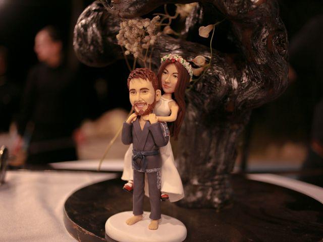 La boda de Javier y Jessica en Olivella, Barcelona 46