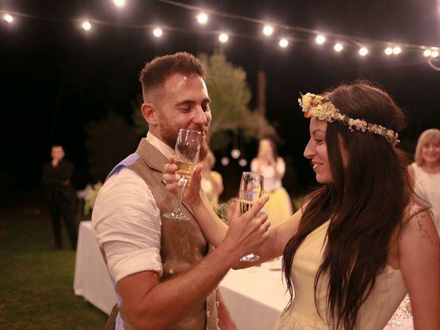 La boda de Javier y Jessica en Olivella, Barcelona 47