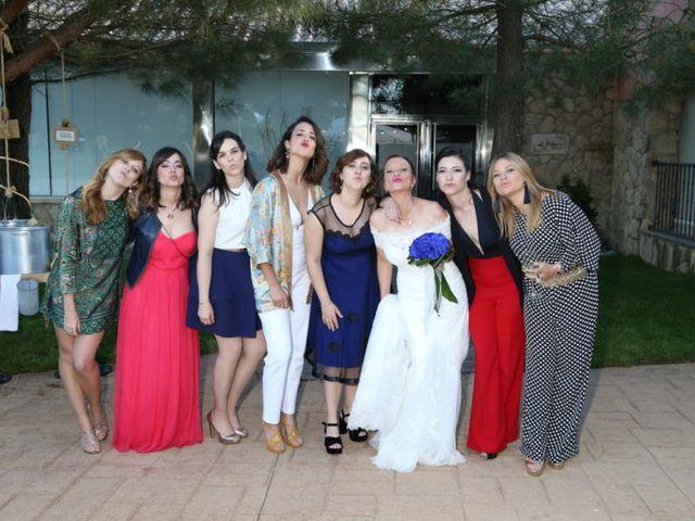 La boda de Alvaro y Sandra en Mozarbez, Salamanca 4