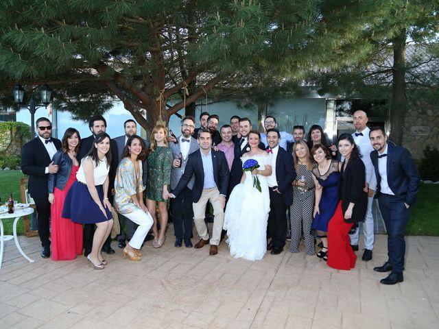 La boda de Alvaro y Sandra en Mozarbez, Salamanca 5