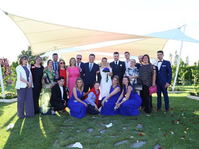 La boda de Alvaro y Sandra en Mozarbez, Salamanca 8