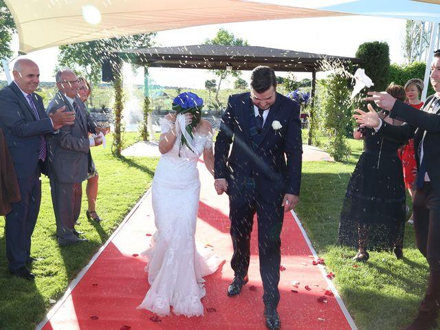 La boda de Alvaro y Sandra en Mozarbez, Salamanca 11