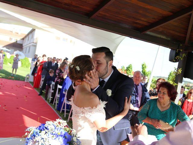 La boda de Alvaro y Sandra en Mozarbez, Salamanca 12