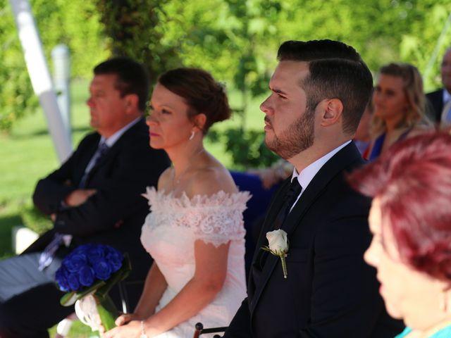 La boda de Alvaro y Sandra en Mozarbez, Salamanca 13