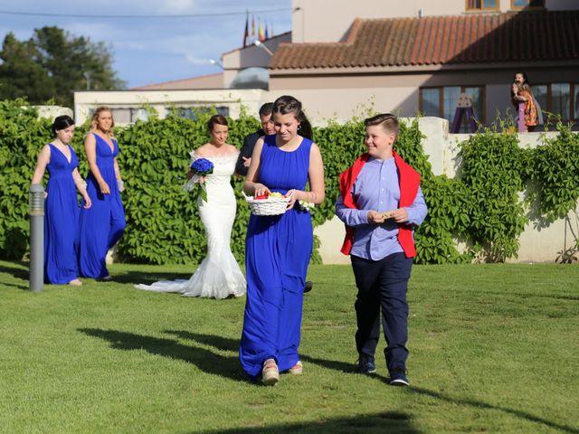 La boda de Alvaro y Sandra en Mozarbez, Salamanca 15