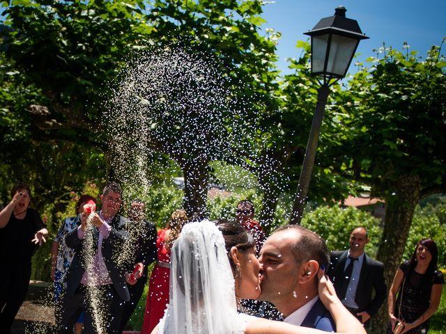 La boda de Jon y Alazne en Azpeitia, Guipúzcoa 22