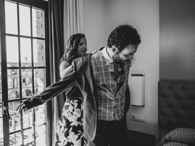 La boda de Javier y Raquel en Illescas, Toledo 11