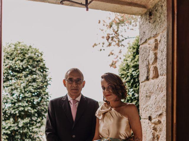 La boda de David y Sara en Serra De Outes, A Coruña 11