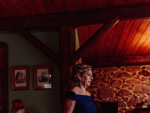 La boda de David y Sara en Serra De Outes, A Coruña 12