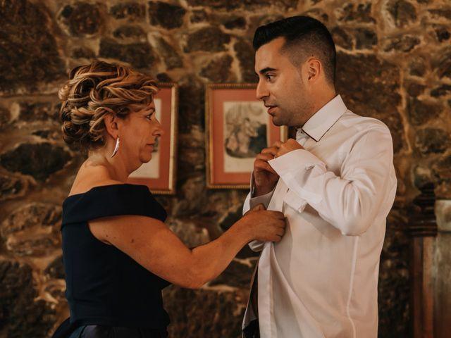 La boda de David y Sara en Serra De Outes, A Coruña 20