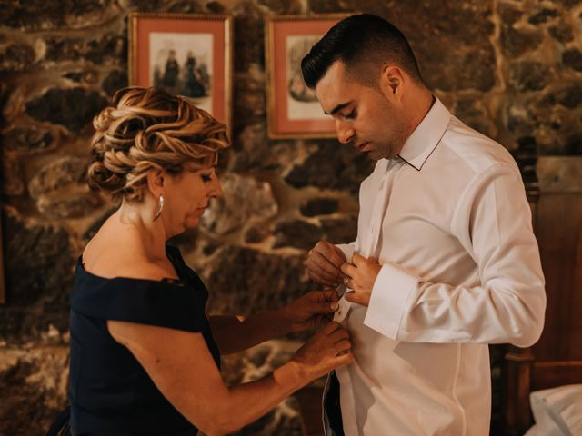 La boda de David y Sara en Serra De Outes, A Coruña 21