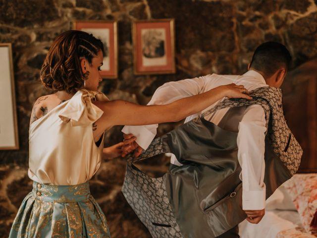 La boda de David y Sara en Serra De Outes, A Coruña 22
