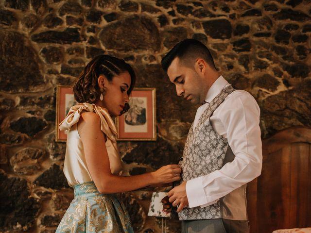 La boda de David y Sara en Serra De Outes, A Coruña 23
