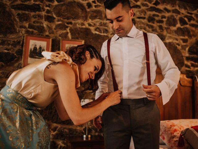 La boda de David y Sara en Serra De Outes, A Coruña 24