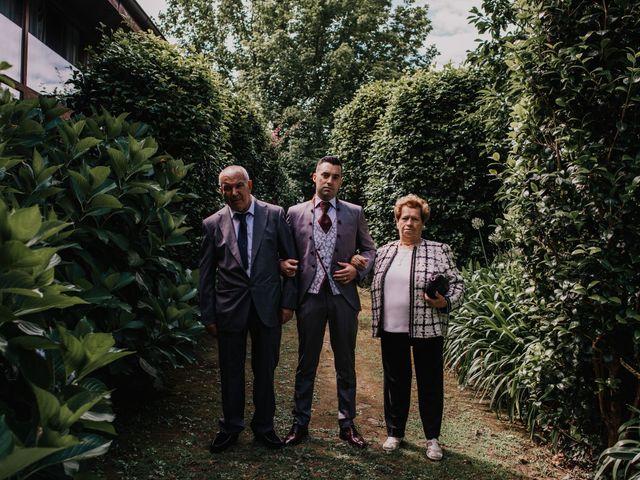 La boda de David y Sara en Serra De Outes, A Coruña 40