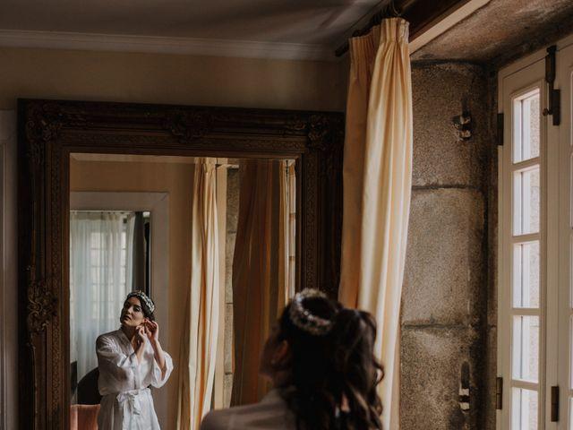 La boda de David y Sara en Serra De Outes, A Coruña 50