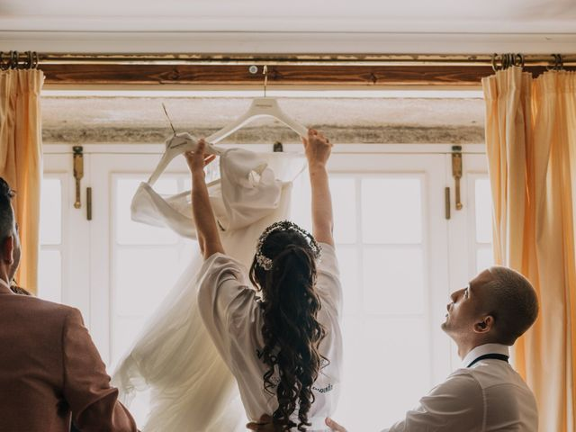 La boda de David y Sara en Serra De Outes, A Coruña 56