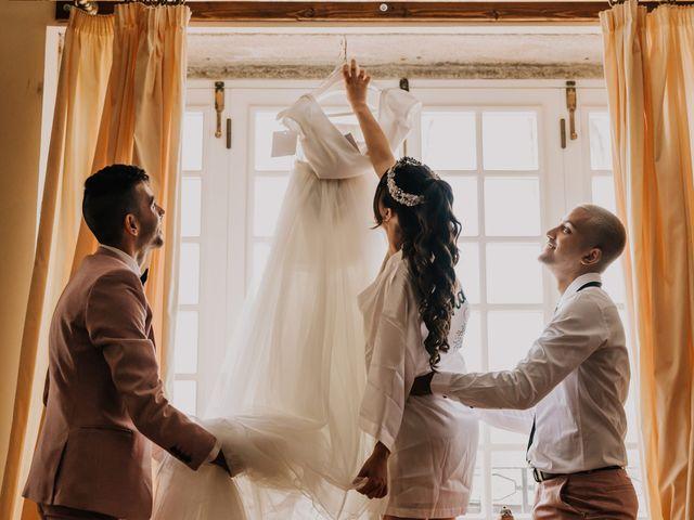 La boda de David y Sara en Serra De Outes, A Coruña 57