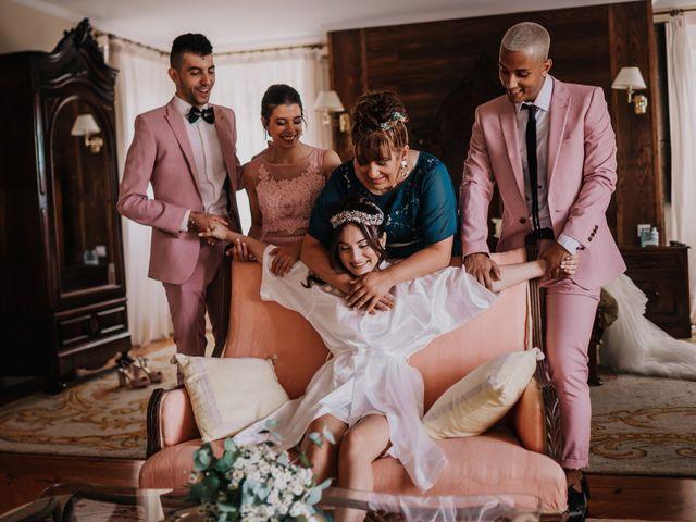 La boda de David y Sara en Serra De Outes, A Coruña 64