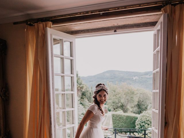 La boda de David y Sara en Serra De Outes, A Coruña 69
