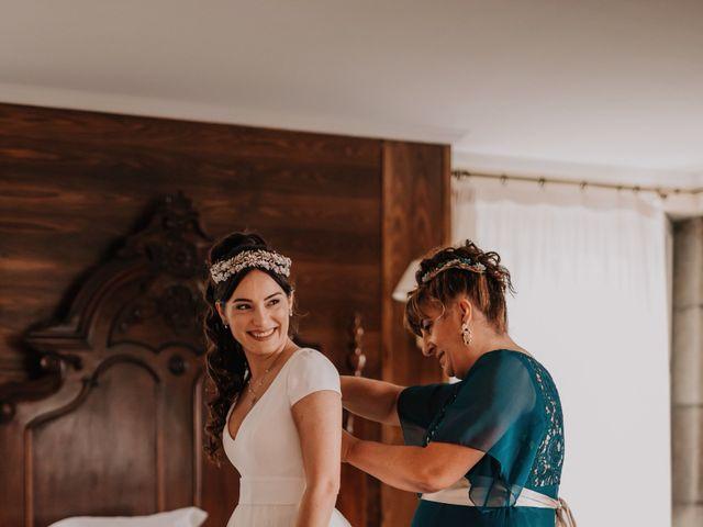 La boda de David y Sara en Serra De Outes, A Coruña 73