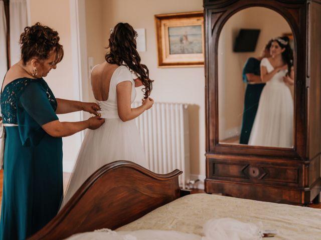 La boda de David y Sara en Serra De Outes, A Coruña 74