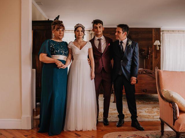 La boda de David y Sara en Serra De Outes, A Coruña 86