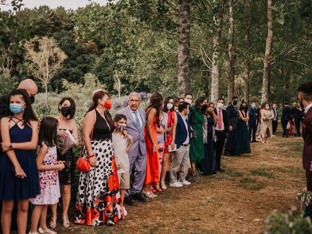 La boda de David y Sara en Serra De Outes, A Coruña 95