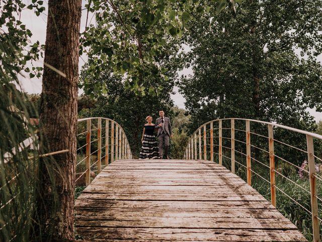La boda de David y Sara en Serra De Outes, A Coruña 96