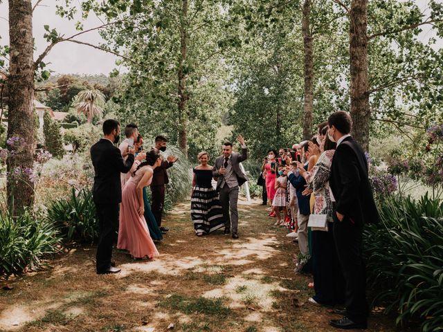 La boda de David y Sara en Serra De Outes, A Coruña 97